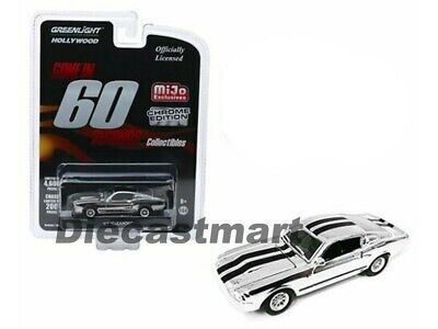 Greenlight 1:64 Gone in 60 Seconds Chrome Edition 51227 Eleanor 1967 Mustang Car