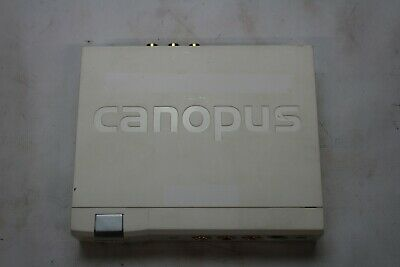 CANOPUS ADVC-100 A/D Analog to Digital Video Converter ( box