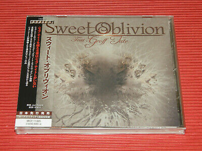 2019 SWEET OBLIVION FEAT. GEOFF TATE  with Bonus Track   JAPAN CD
