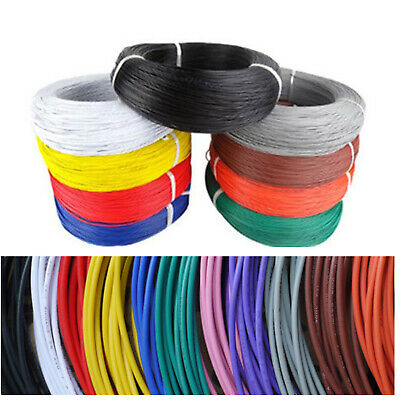 Equipment Automotive Stranded Wire Cable UL1571 26/28/30/32AWG Flexible Cable