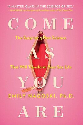 Come as You Are:The Surprising New Science that Will Transform Your Sex Life PDF