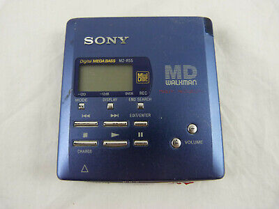Sony Walkman MZ-R55 Portable Minidisc Recorder904044
