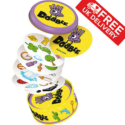 Dobble Card Game - Asmodee - Fast and Free Delivery