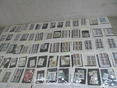 Nystamps Russia Ukraine many mint stamp & block collection