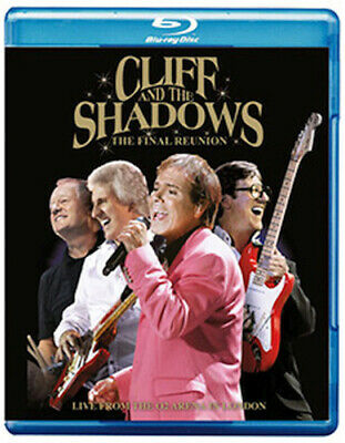 Cliff Richard And The Shadows - The Final Reunion Blu-Ray [Uk] New Bluray