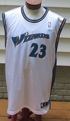 74b879b42e7 Vintage Michael Jordan Washington Wizards NBA Jersey - Men's XL - Reebok -  EUC