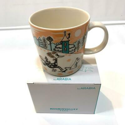 Moomin Valley Park Arabia Moomin Mug 2019  Japan Limited New F/S tracking number