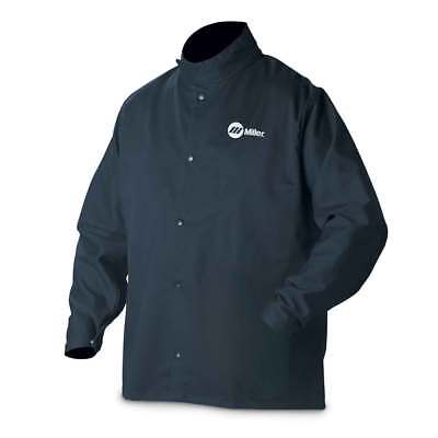 Miller 244752 Classic Cloth Welding Jacket, X-Large