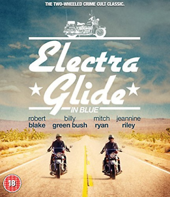 Electra Glide In Blue BLU-RAY NEW