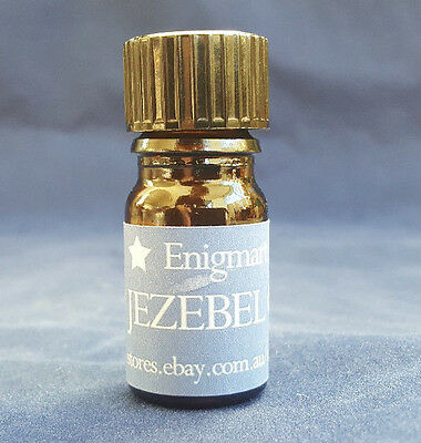 Jezebel Anointing Oil 5ml - Draw Rich Men to Spoil you! HOODOO Magick
