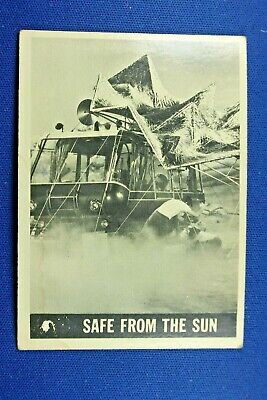 "1966 Topps Lost In Space - #33 ""Safe From The Sun"" - Good Condition"