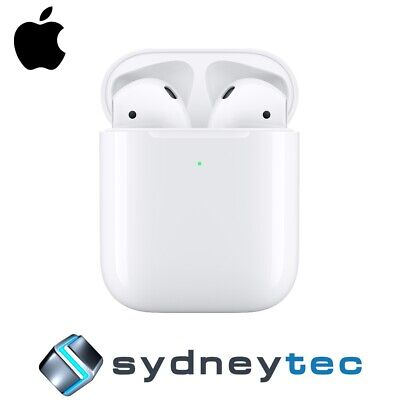 New Apple AirPods (2nd Gen) with Wireless Charging Case (MRXJ2ZA/A)