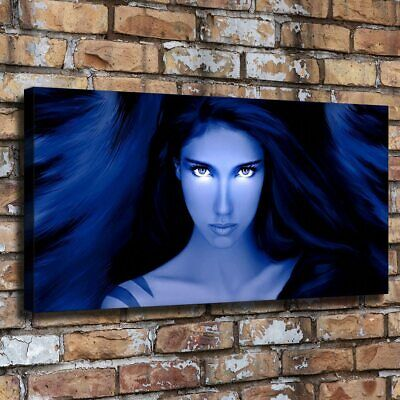 Fantasy Angel Paintings HD Print on Canvas Home Decor Wall Art Pictures 24inX48