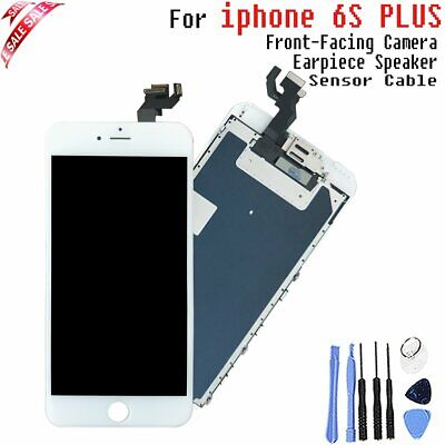 "White Replacement 5.5"" Assembly Display For LCD Screen Digitizer iPhone 6S Plus"