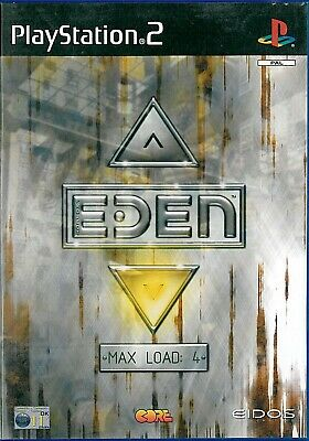 Project Eden Sony Playstation 2 PS2 11+ Adventure Shooter Game