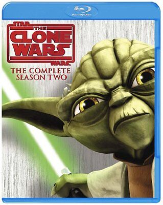 TV Series-Star Wars The Clone Wars 2 Saison Complet Set-Japan 3 Blu-Ray L45 SD