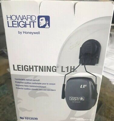 Howard Leight Leightning L1H Earmuffs Protection Ear