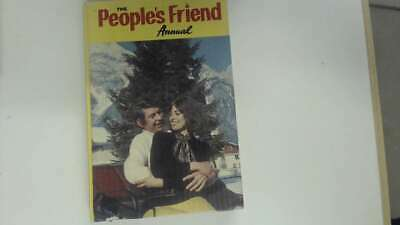 Acceptable - The Peoples Friend Annual 1976 -  1975-01-01  D C Thomson