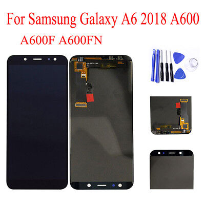OEM For Samsung Galaxy A6 2018 A600 LCD Display Replace Touch Screen Digitizer