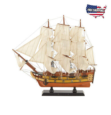 """Wood Sailboat Home Decor Product, 15""""W/14""""H"""