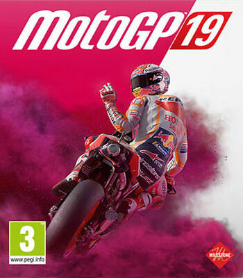 MotoGP 2019 PC - Gioco Italiano Originale Completo - Multilanguage MotoGP19