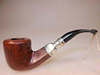 Peterson's Dublin Limited Edition 775/1000 Briar Pipe Rep. Ireland SS Spigot