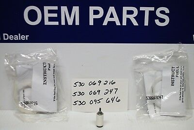 New Poulan//Weed-Eater fuel line kit 530069216