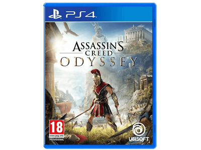 PS4 Assassins Creed: Odyssey juego