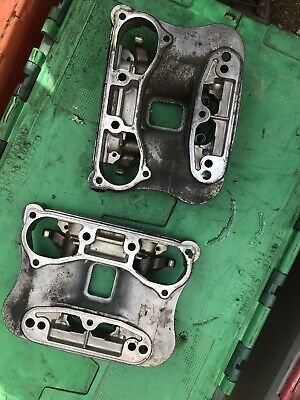 Buell XB12 Rocker Boxes X2 Valve Train #5