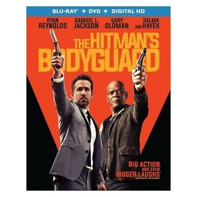 Lions Gate Home Ent Br53100 Hitmans Bodyguard (Blu Ray/Dvd Combo) (2Discs/Ws/...