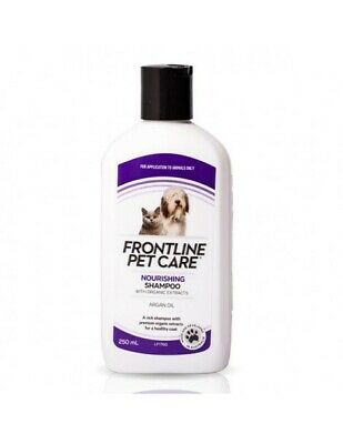 Frontline Pet Care Nourishing Shampoo For Dogs & Cats 250ml (S1124)