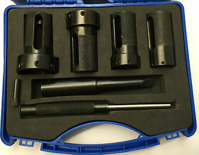 Rdgtools Deluxe 2Mt Morse Taper Tailstock Die Holder Set Metric Sizes Myford