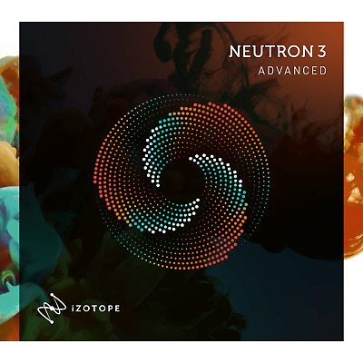 iZotope Neutron 3 Advanced Mixing Suite (Serial Download)