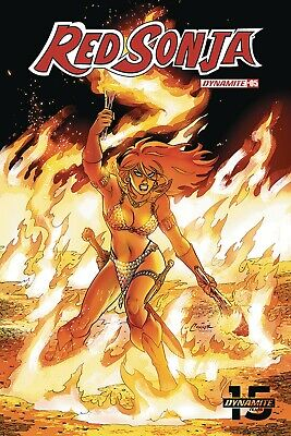 RED SONJA #5, COVER A CONNER, New, First print, Dynamite (2019)