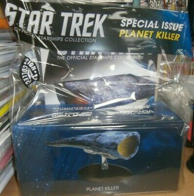 Star Trek Official Starships Collection Special Issue Planet Killer