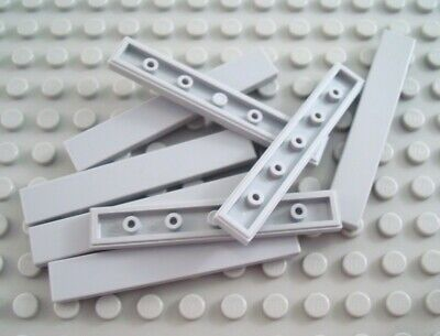 Lego Lot Of 5 Light Bluish Gray Long Chains 21 Links