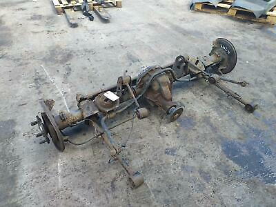 2009  Ssangyong Kyron 2.0 Diesel  Rear Axle With Diff