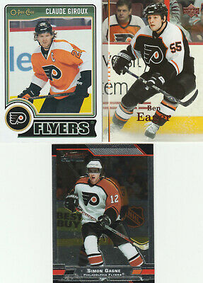 78/79 To 14/15...(1) Lot Of 112 Philadelphia Flyers...includes 5 Rc's No Doubles