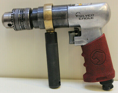 """Matco Tools Silver Eagle 1/2"""" Reversible Air Drill SE155 - Fast Free Shipping!"""