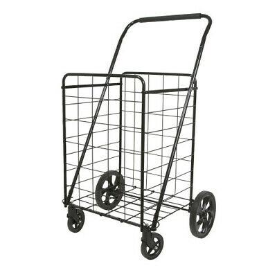 Helping Hand FQ39720 Super Deluxe Swiveler Utility Folding Cart