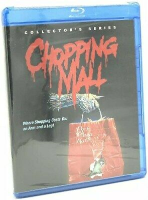 CHOPPING MALL New Sealed Blu-ray Vestron Video Collector's Series
