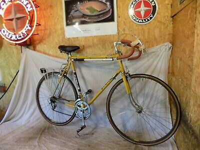 VINTAGE BERTIN 10-SPEED Campagnolo Road Racing Bicycle Campy Peugeot  Bianchi 70S