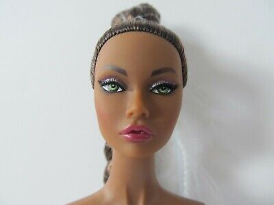 Integrity Toys Shining In The Starlight Poppy Parker Nude With Stand & Coa