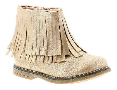 magasin en ligne 95b7d 342be PRINCESS STARDUST AKITA Enfants Filles Bottines or Taille