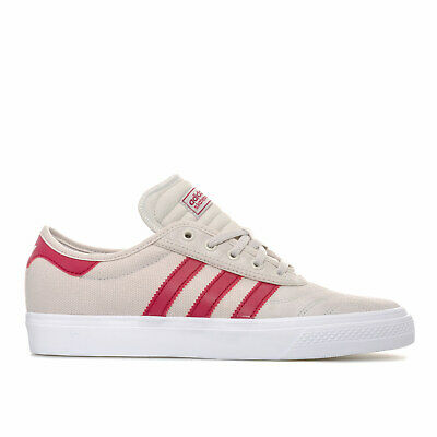 9a1cd4725c892 Mens adidas Originals Adi-Ease Premier Trainers In Crystal White /  Collegiate