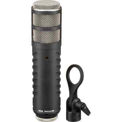 Rode Procaster Dynamic Vocal Broadcast Microphone ( 1-RODPROCASTER )