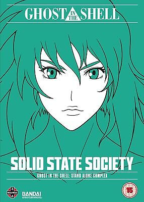 Ghost IN The Shell Sac - Solid State Society DVD Neuf DVD (MANG5822)