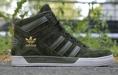 Hi Turnschuhe Hardcourt Sneaker Herrenschuhe High Top Adidas IWEH92D
