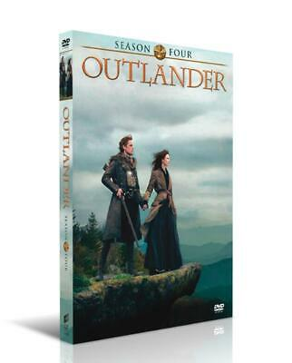 Outlander Season 4(DVD , 2019,5-Disc Set) Postage Free New/Sealed