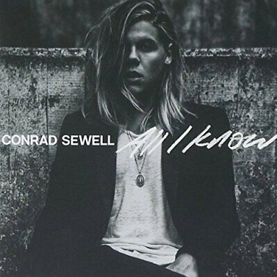 Conrad Sewell - All I Know New Cd